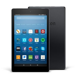Compare Amazon All-New Fire 8